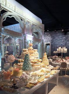 (Do not look at on an empty stomach!) Dessert Table Inspiration| Events by L|Chicagoland's Premier Wedding and Event Planning Experts