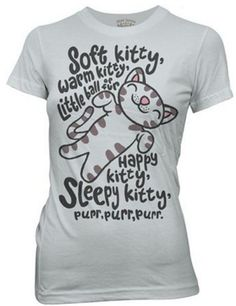 >> Click to Buy << novelty Soft Kitty letter Print Women T-Shirt 2017 summer fashion harajuku brand korean tee shirt femme funny punk Tops #Affiliate
