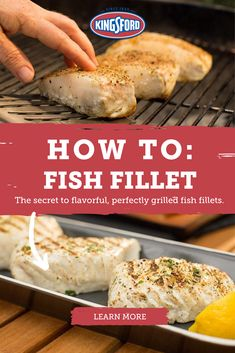 The secret to flavorful, perfectly grilled fish fillets. Side Dish Recipes, Fish Recipes, Easy Dinner Recipes, Seafood Recipes, Appetizer Recipes, Healthy Recipes, Sole Recipes, Recipies, Grilled Fish Fillet