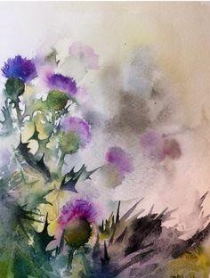 Resultado de imagen para rachel mcnaughton watercolor