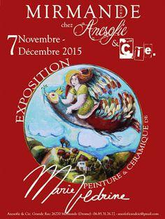 Anesofie & Cie.: Exposition de Novembre