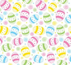 Easter / Spring Seamless Print Pattern 3 by DonCabanza on DeviantArt Hoppy Easter, Easter Bunny, Calendrier Diy, Scrapbook Paper, Scrapbooking, Easter Backgrounds, Easter Wallpaper, Diy Calendar, Easter Pictures