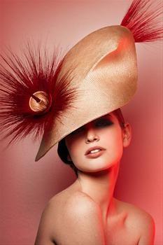 Fabulous Derby Hat #KentuckyDerby #Derby #KentuckyDerbyFashion #
