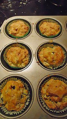 Lachs - Muffins