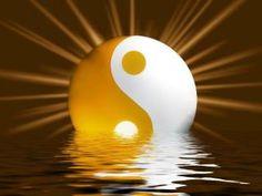 solar yin yang Sun Moon, Stars And Moon, Feng Shui, Tjalf Sparnaay, Yin Yang Balance, Yin Yang Designs, Yin Yang Art, Chinese Philosophy, Yin Yang Tattoos