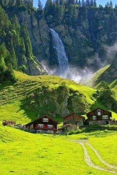 Klausenpass, İsviçre