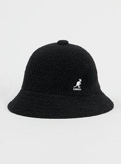 f9c909a49db Black Kangol Bucket Hat Latest Mens Fashion