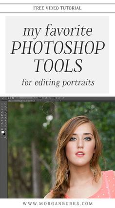 This video will show you a few of my favorite Photoshop Tools that I use on nearly every image I edit! Photo editing tutorial on Photoshop. Photoshop Fail, Photoshop Tutorial, Advanced Photoshop, Photoshop Website, Photoshop Youtube, Learn Photoshop, Photoshop Design, Photoshop Elements, Photoshop For Photographers