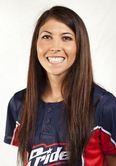 Andrea Duran | USSSA Pride - Professional Fastpitch Softball