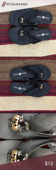 Lot of 3 size L LINDSAY PHILLIPS SWITCHFLOP STRAPS   for Switch Flops Sandals
