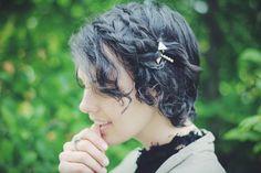 3 Ways To Style Short Hair | Free People Blog #freepeople #braids #shorthair #hairstyles