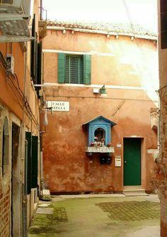 Venezia,Calle Stella
