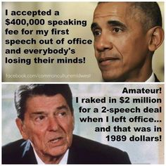 Oh...the Hypocrisy of Republicans! Then Obama donated 2 million to help kids in Chicago.