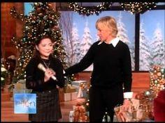 Charice on the Ellen Show