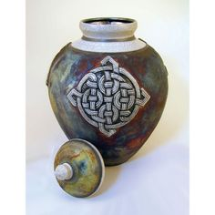 Decorative Cremation Urns Stunning Pottery Cremation Urns Made Int He Usa Meet The Artist  Best Of Review