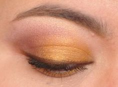 By Sheila Arkee After hearing a ton of buzz about BFTE Cosmetics (Beauty From The Earth), I decided to get in the action with their Color of the Week Metallic Eyeshadow, Eyeshadow Looks, Dragon Slayer, Woman Painting, Plum, Sugar, Makeup, Gold, Make Up