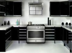 Contemporary Range Cooker