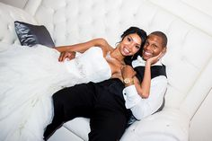 Lisa Guillory McCauley and Robert McCauley IIIA Platinum Wedding Infused with New Orleans Culture in Virginia -