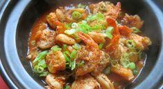 Tôm kho sa tế cay cay | Món ngon mỗi ngày | Món ăn ngon | Món ngon Việt Nam
