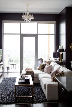 HOME TOUR: edited elegance in Toronto — The Decorista