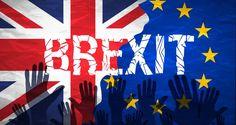 Comunidad británica se manifestó contra el Brexit