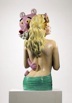 Jeff Koons' Pink Panther