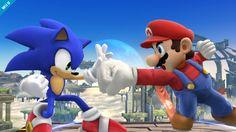Super Smash Bros. for Nintendo 3DS / Wii U: Sonic the Hedgehog (Wii U 1)