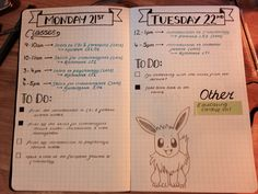 ♛ Bullet Journals ♛ — study-for-your-future:   Changed my bullet journal...
