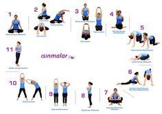 Başlangıç Seviyesi Örnek Yoga Programı