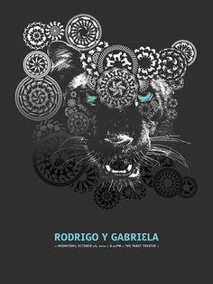 Rod y Gab by Paloma Chavez