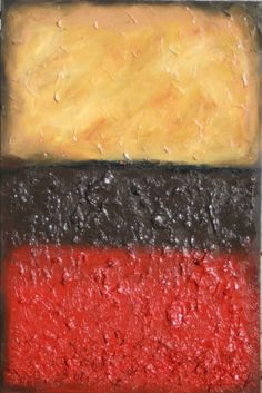 """Art by Lanie Wilton """"Layers'.Large with thick texture. Available now $320NZD Layers, Paintings, Texture, Fruit, Abstract, Food, Layering, Surface Finish, Summary"""