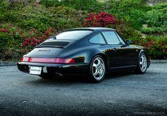 Porsche 964, Porsche Cars, Porsche Classic, Vintage Porsche, Road Trippin, Manual Transmission, Carrera, Cool Cars, Dream Cars