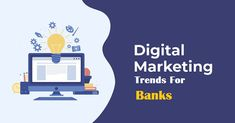 List of The Digital Marketing Trends for Banks in Future Internet Marketing Agency, Digital Marketing Trends, Online Marketing Services, Marketing Budget, Digital Marketing Strategy, Marketing Tactics, Business Articles, Marketing Professional, Dentists