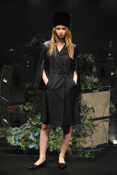 Christian Dada Tokyo Fall 2015 Fashion Show