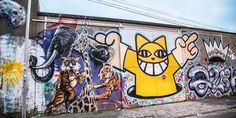 Le Monde.fr version mobile - Le tagueur Monsieur Chat risque trois mois de prison pour des dessins réalisés gare du Nord, à Paris. Avant lui, d'autres artistes de rue, en France et ailleurs, ont eu maille à partir avec la justice.