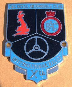 RAC - The Royal Automobile Club - International Rally