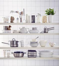 IKEA 365+ serie servies. Maak je keuken helemaal af met onze producten! #IKEA #keuken