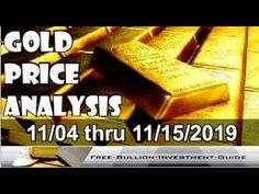 Gold Price Analysis (XAU/USD) - 11/04 thru 11/15/2019
