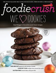 FoodieCrush Magazine Debut Issue