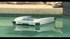 After air-conditioning, swimming pools are the second-largest of electricity in Arizona homes. But now a Valley man is working to change that by using the power of the sun.