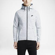 Nike Tech Fleece AW77 Mens Hoodie. Nike Store Nike Water Shoes, Nike Tech Fleece, Nike Store, Hooded Jacket, Sportswear, Hoodies, Sweaters, How To Wear, Jackets