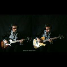 guitar Marius Marinescu 2021 Mixed Feelings, Music Instruments, Guitar, Musical Instruments, Guitars