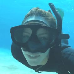 Scuba Girl, Snorkelling, Scuba Diving, Under The Sea, Underwater, Freedom, Swimsuits, Deep, Photo And Video