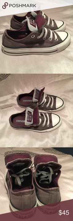 Cute Converse! Look brand new! Converse Shoes