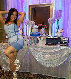 Diamonds and Denim Birthday Party Ideas | Photo 1 of 18