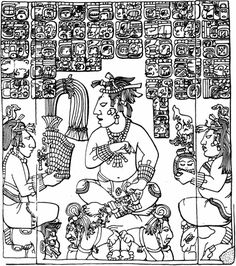 The ancient Mayan writing system was deciphered with statistical methods.