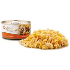 Applaws Chicken Breast and Pumpkin, 24 - 2.47-Ounce Cans for Cats @@@ You can click on the image for additional details. (This is an affiliate link and I receive a commission for the sales)