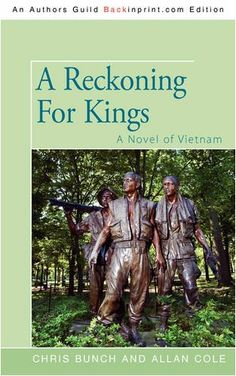 A Reckoning For Kings: A Novel of Vietnam (Wars of the Shannons) War Novels, King A, Vietnam, Author, Baseball Cards, Books, Libros, Book, Writers