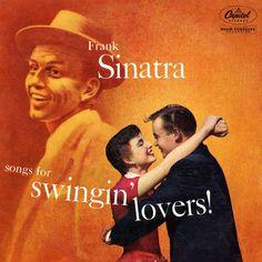 Frank Sinatra - Songs For Swingin' Lovers! on 180g LP