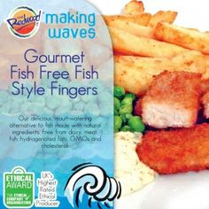 Redwood Fish Style Fingers